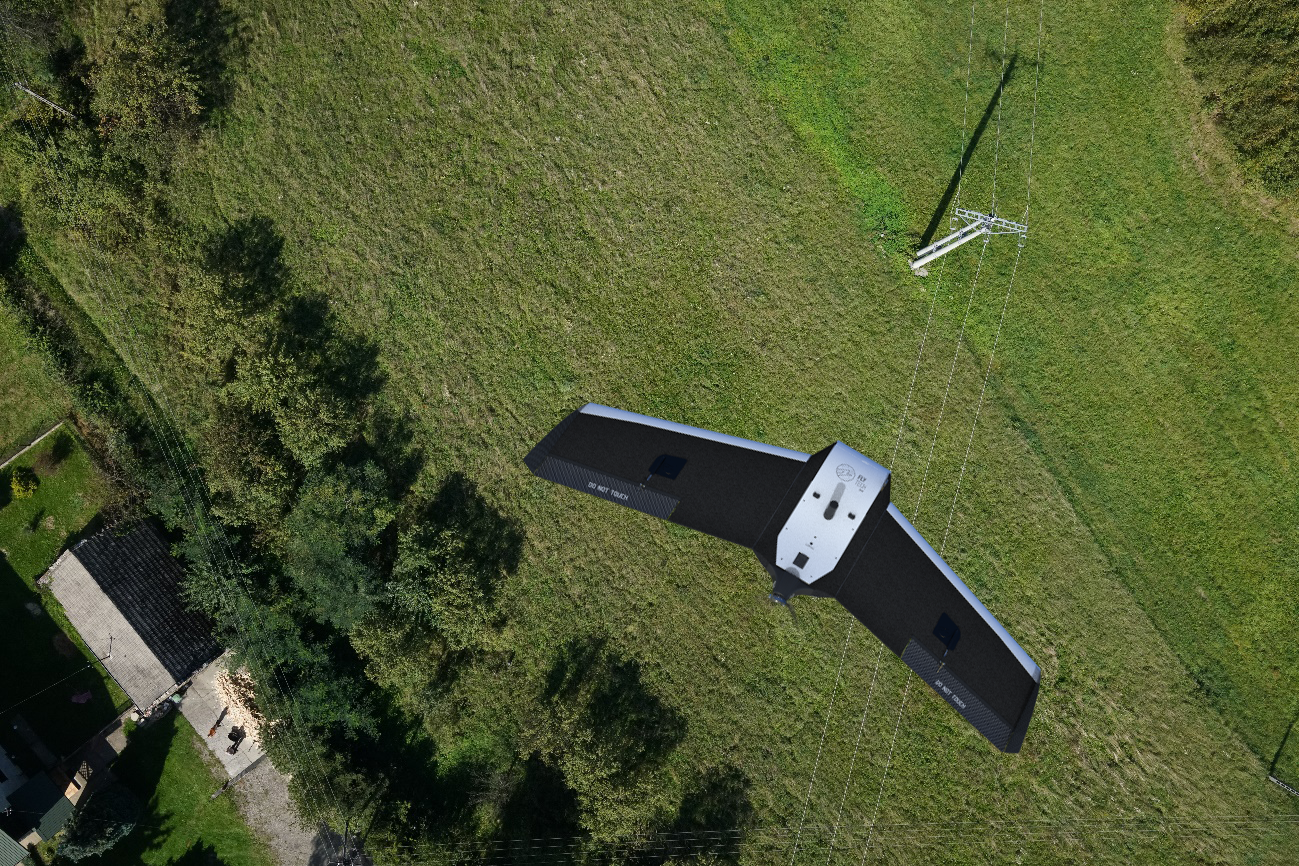 FlyTech UAV presents tailor-made drones for power engineering